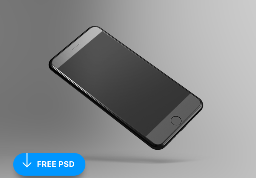 25 Best Iphone 8 Mockups And Templates For Free Download Psd Sketch