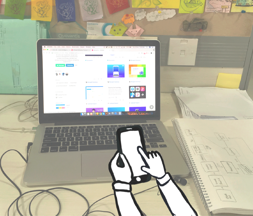 6 Methods To Improve Sketching Skills In User Experience By Quovantis Ux Planet