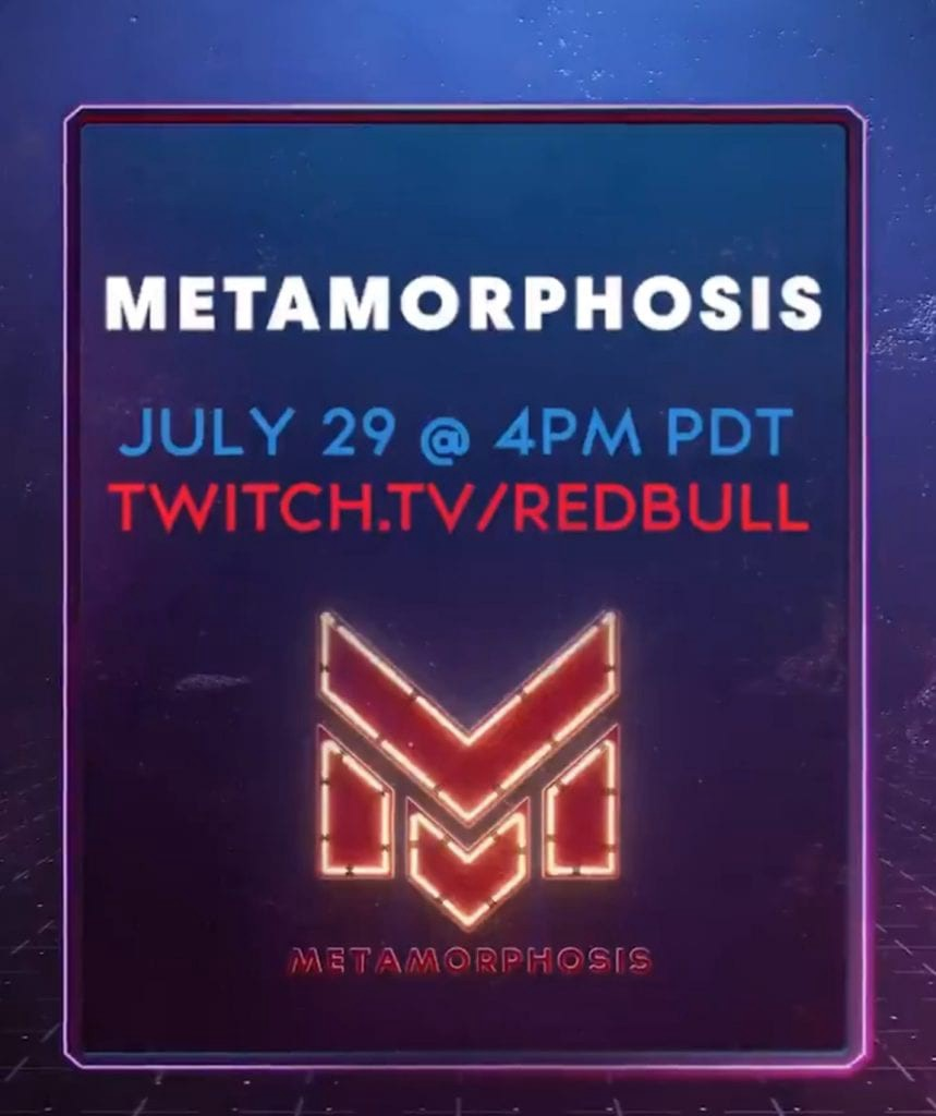 """""""Metamorphosis"""" By Red Bull and LCS"""