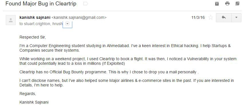 How I could have travelled the World for Free - Kanishk