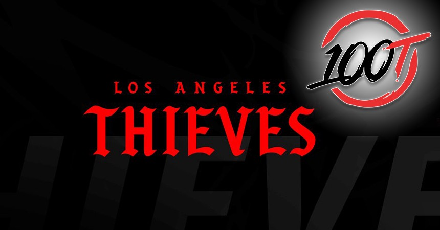 LA Thieves, by 100 Thieves, officially enter esports in Call of Duty League.
