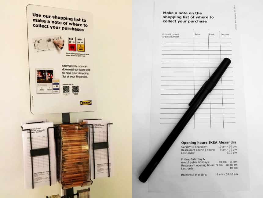 Shopping At Ikea With Easy Check Out Ux Case Study By Karling Ho Ux Planet,Small Space Bathroom Paint Bathroom Cabinet Colors 2020