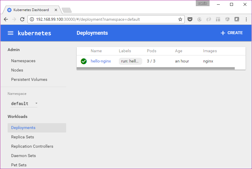 Tutorial : Getting Started with Kubernetes on your Windows