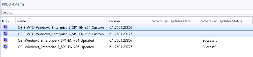 Creating an Updated Windows 7 OSD Image with SCCM Build and