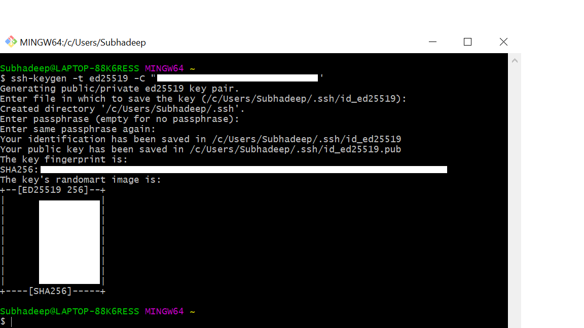 How To Connect Your Windows To GitHub Via SSH