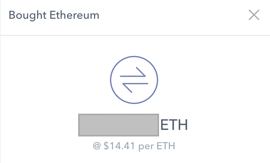 A student's journey into cryptocurrency, or how I went from