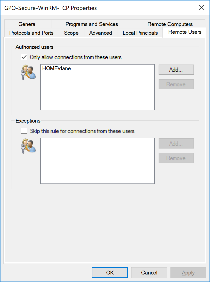 Endpoint Isolation with the Windows Firewall - Dane Stuckey