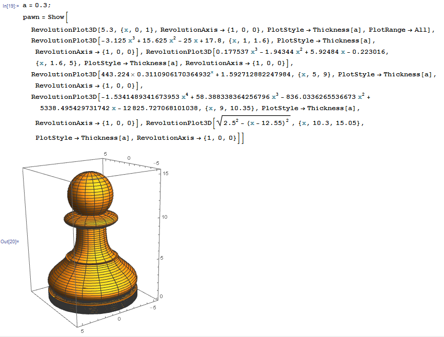 2D & 3D Modeling with Mathematica - Tech-Based Teaching