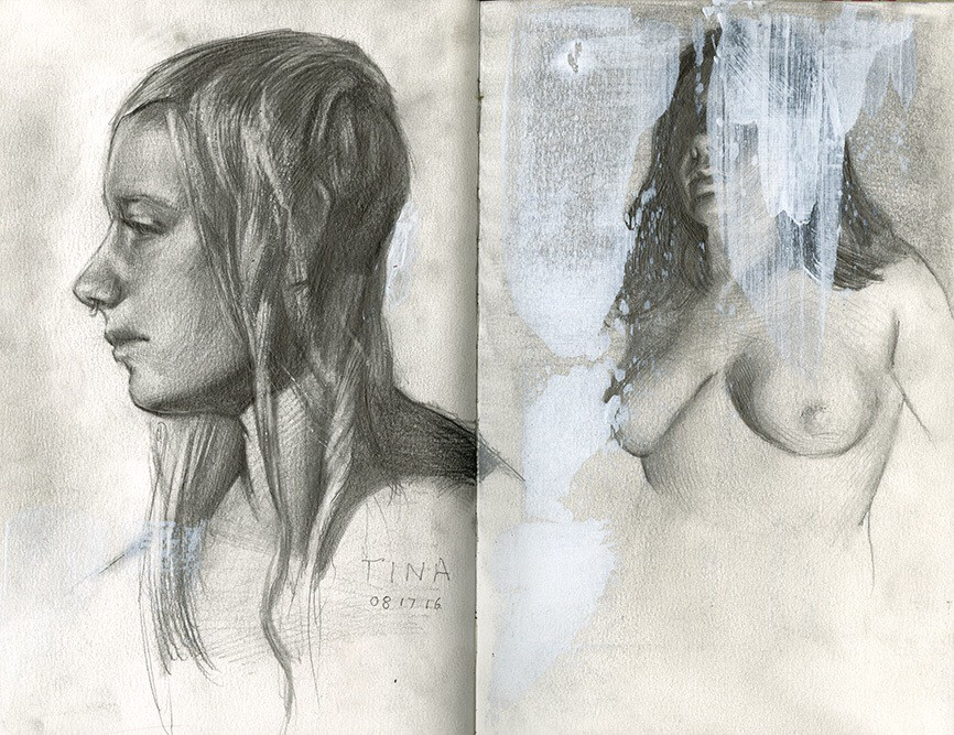 Artist's Sketchbooks That Will Change Your Life … - The Blue