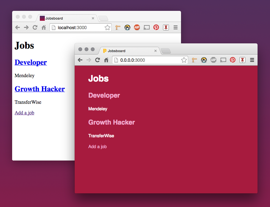 How to create a simple jobs board in Ruby on Rails — even if