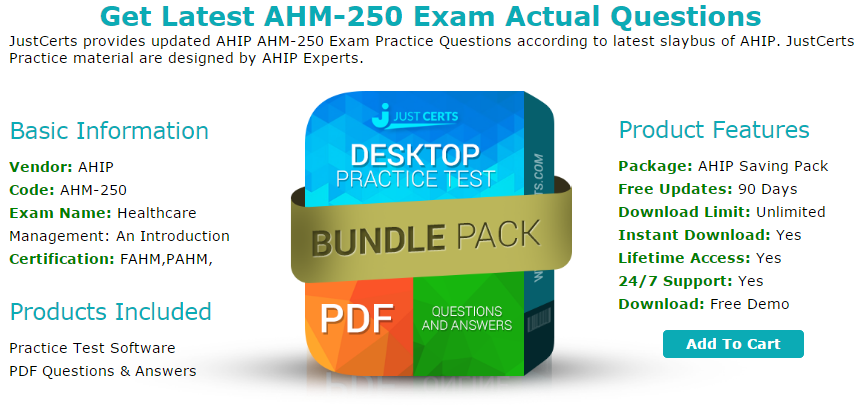 Ahm 250 Fahm Pahm Exam Questions Updated 2016 It Exams