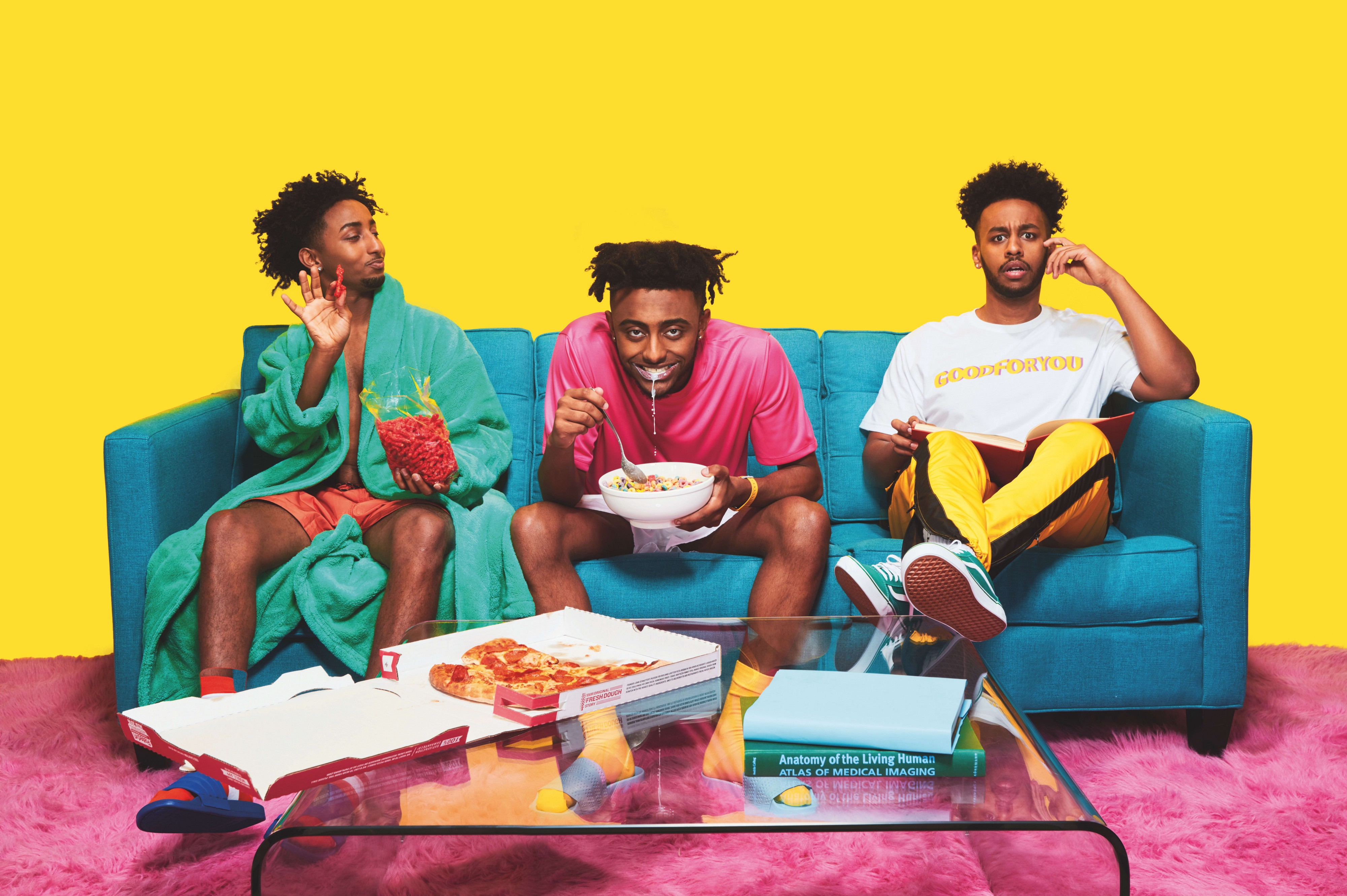 Wedding Crashers Amine.Interview Outakes Amine On Meeting Andre 3000 And Collaborating