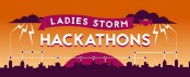 Ladies Storm Hackathons