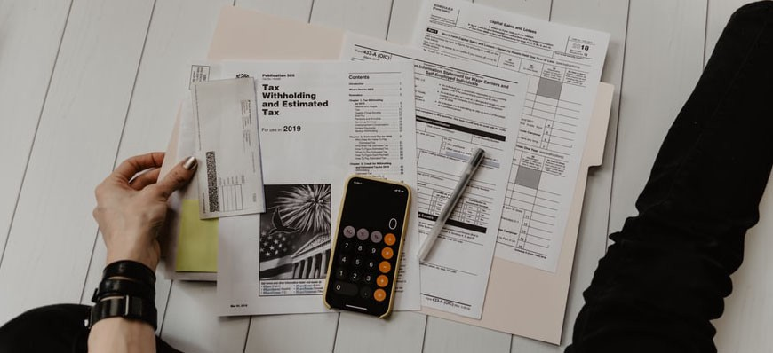 Bookkeeping records.