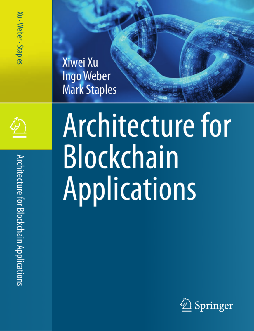 Software Architecture And Model Driven Engineering For Blockchain Applications By Juan Jose Calderon Amador Medium