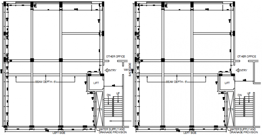 MODERN ELEVATOR IDEAS FOR OFFICE & COMPLEX | AUTOCAD FILES |