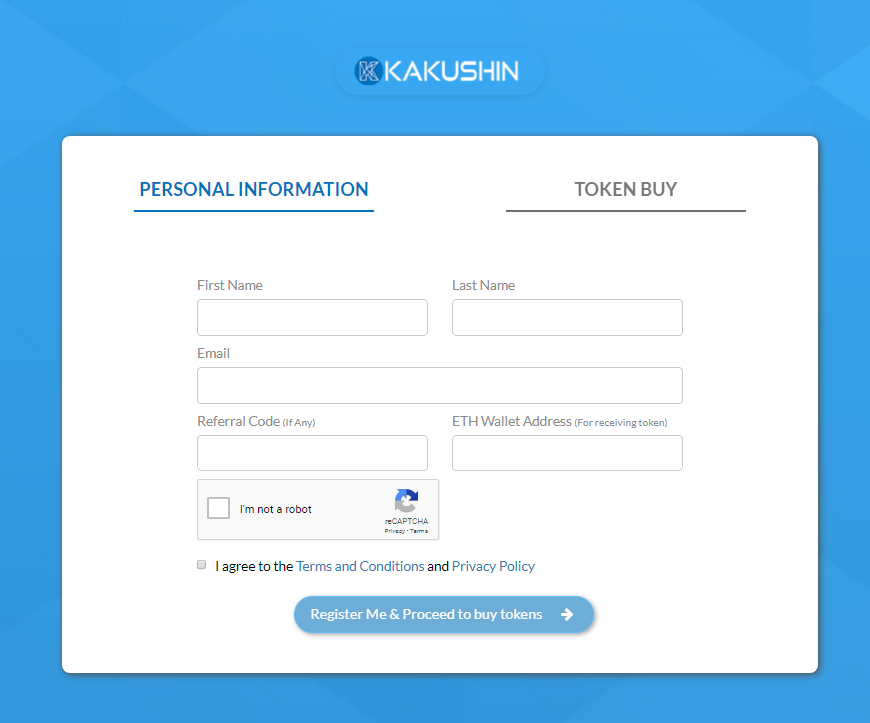 How to Participate in Kakushin ICO Referral Program