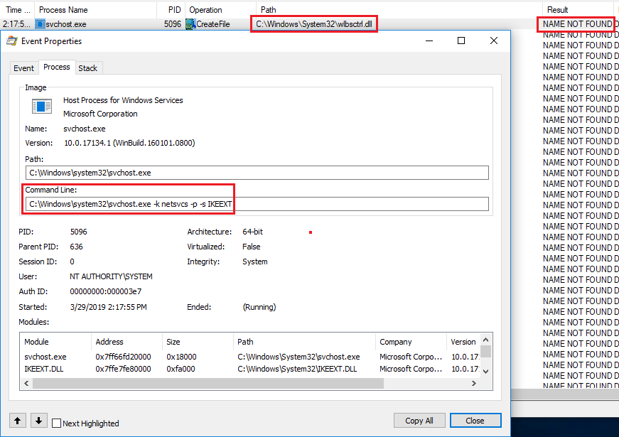 Lateral Movement — SCM and DLL Hijacking Primer - Posts By