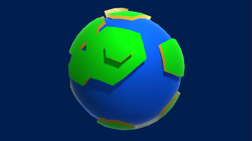 Creating Procedural Planets In Unity — Part 2 - Peter