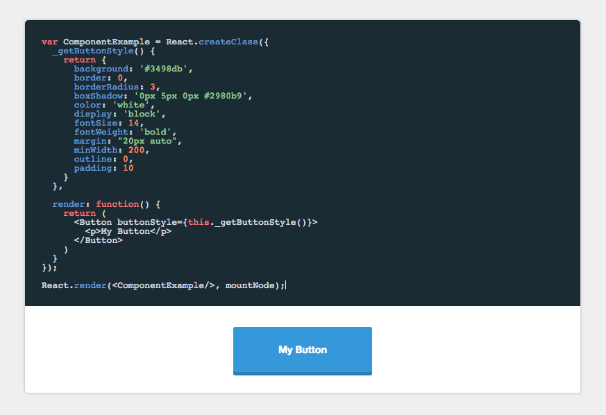 11 React UI Component Playgrounds for 2019 - Bits and Pieces