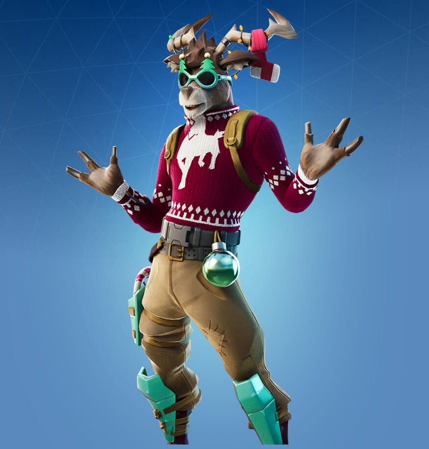 Christmas Fortnite Chapter 2 Skins List New Cosmetics For 2020 By Reda Waaziz Medium Holiday celebrations are back in full swing throughout the world of fortnite and new christmas skins are hiding players in plain sight. christmas fortnite chapter 2 skins list