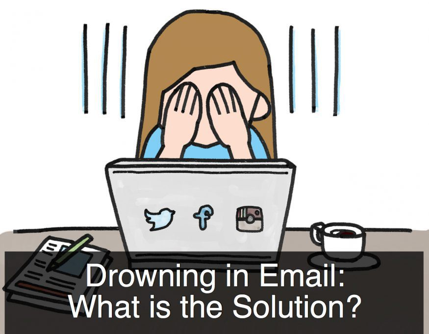 Drowning in Email
