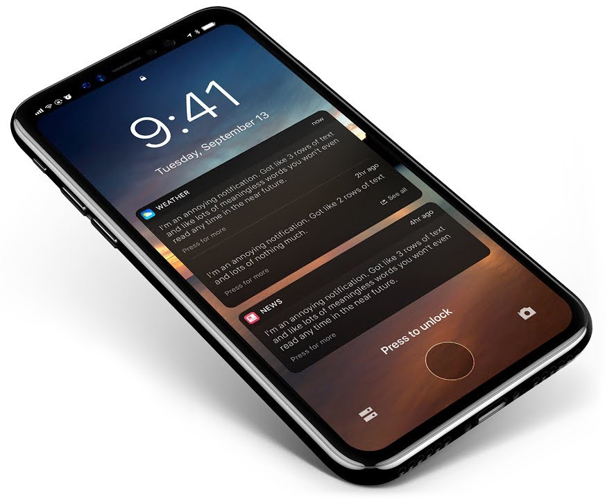 How To Design For Iphone X Without An Iphone X By Sebastiaan De With Halide