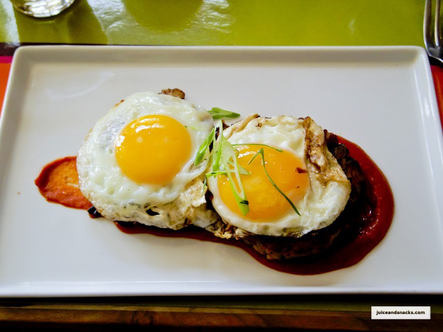 Sunday brunch at Duo.