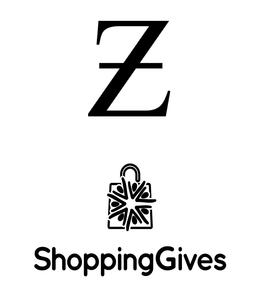 ZONZITA partners with ShoppingGives to give back to our communities on every purchase.