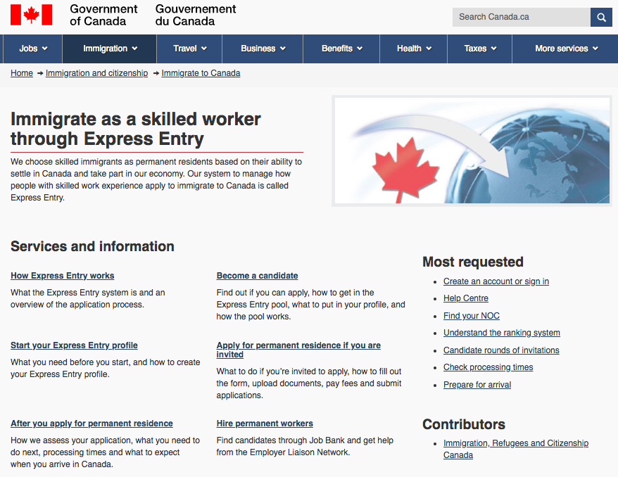 Considering moving to Canada? Here's my Express Entry experience