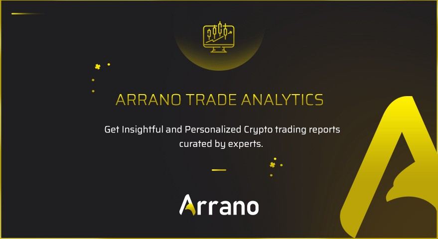 Arrano Trade analytics is an insightful trade reports program that provides users with userfriendly trade related reports.