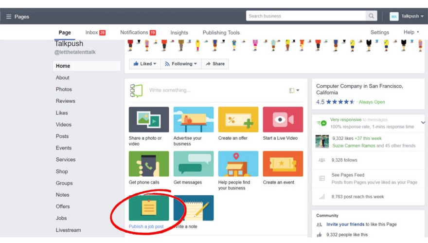 The ultimate guide to hiring on Facebook - augmentedrecruiter