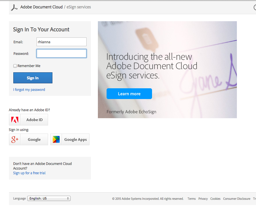 how to get free adobe id and password