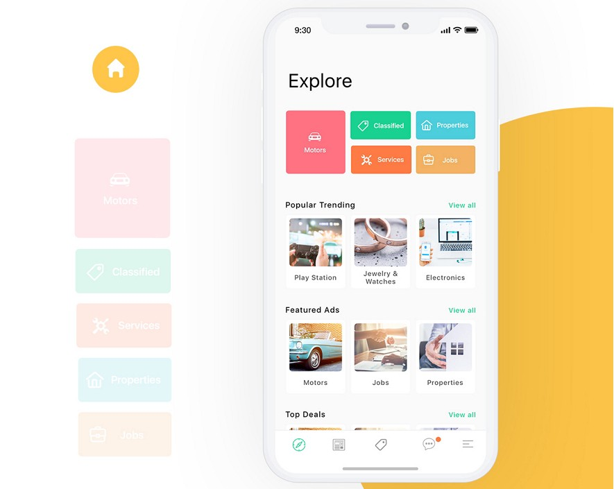 10 Latest Mobile App Interface Designs For Your Inspiration By Linda Ux Planet