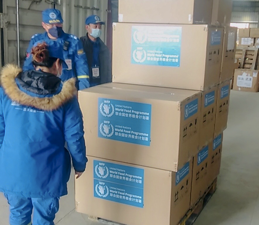 World Food Programme Sends Medical Equipment To Support China S Response To Coronavirus By World Food Programme World Food Programme Insight