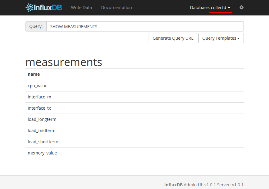 Try InfluxDB and Grafana by docker - Han's blog
