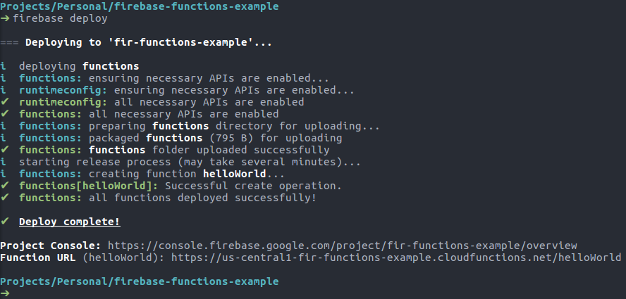 Exploring Cloud Functions for Firebase - codeburst