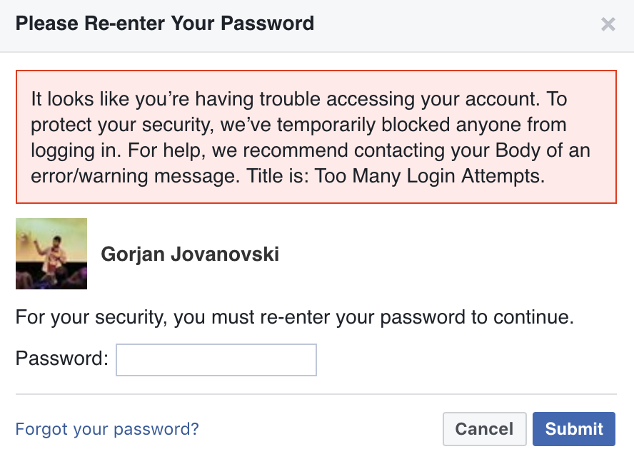 Dark patterns Facebook uses to stop you from deleting data