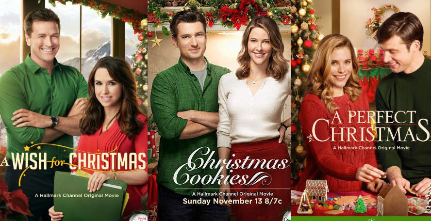 A Wish For Christmas.Hallmark S Ideal America Exists In Christmas Movies