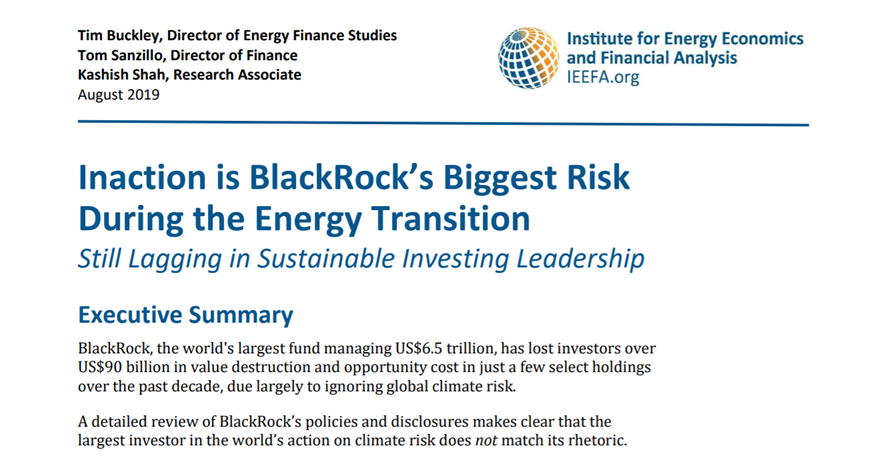 Blackrock investments ratings and reviews destrem investments limited