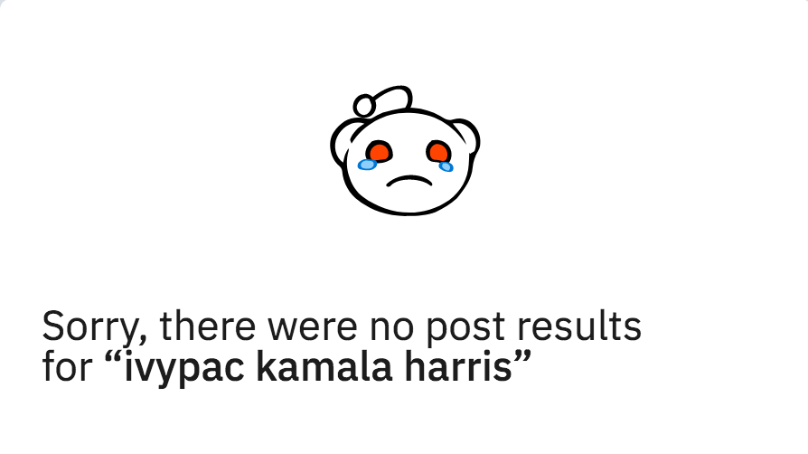 """Sorry, there were no post results for """"ivypac kamala harris"""""""