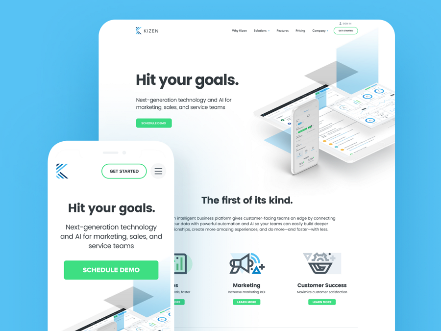 Top 10 Must Known Web Design Trends And Examples For 2019 By Amy Smith Prototypr