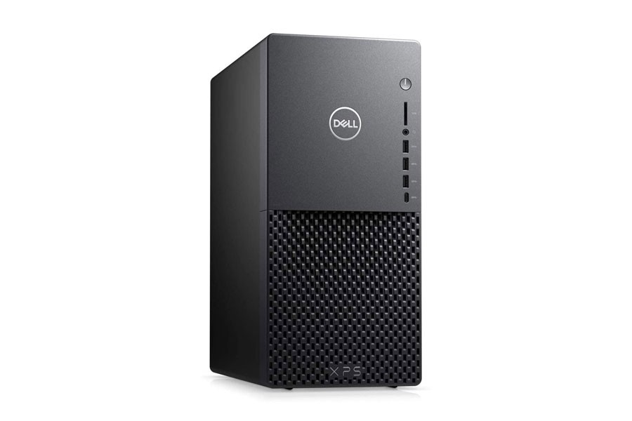 Dell XPS 8490 Desktop — Best computer for professional graphic design.