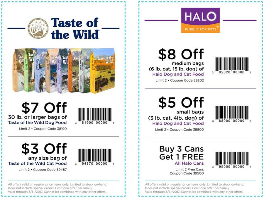 graphic relating to Taste of the Wild Coupons Printable identify Reber Ranch Coupon codes - Reber Ranch - Medium