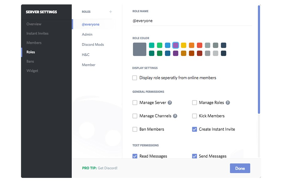 NEW Feature: COLORS! (Mod Tools Magic) - Discord Blog