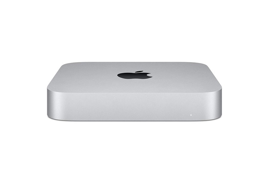 Apple Mac Mini — Budget-friendly computer for graphic design.