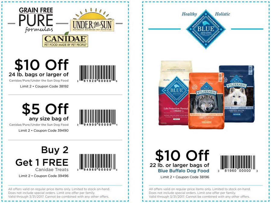 picture regarding Blue Buffalo Printable Coupon identified as Reber Ranch Coupon codes - Reber Ranch - Medium