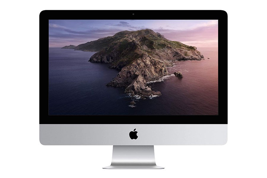 "Apple iMac 21.5"" — Best value computer for graphic design."