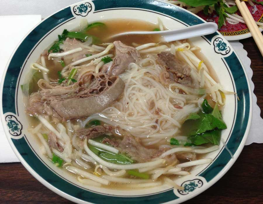 The 11 Best Bowls Of Pho In San Francisco By The Bold Italic Editors The Bold Italic