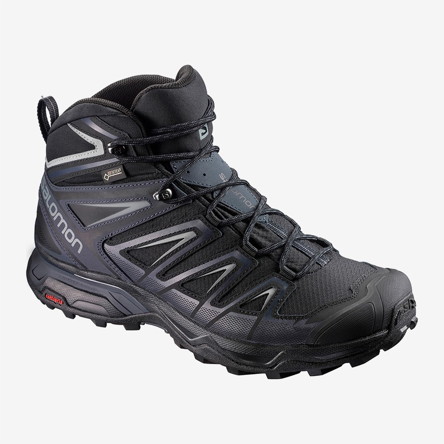 salomon x ultra 3 mid gore-tex walking boots review